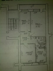 Продам 3-комнатную квартиру в г. Борисов