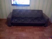 диван бу +кресло хорошое состояние