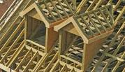 Пиломатериалы для крыши