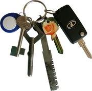 Изготовление ключей.