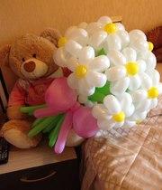 Цветы из шаров. Борисов,  Жодино!