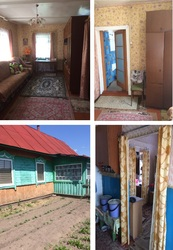 Продам жилой дом в г.Борисов,  4-й пер. Юшкевичский,  д.13