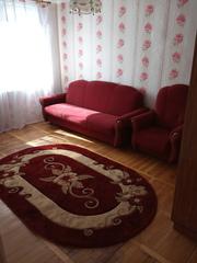 Квартира трехкомнатная  в Лошнице Борисовского района