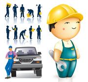 Требуются рабочие разных строительных специальностей. Борисов.