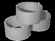Кольца железобетонные КС 10.9 (ход.скоба) размер 1000-1200-890-100